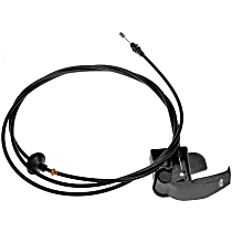 Hood Cable - Direct Fit, Sold individually