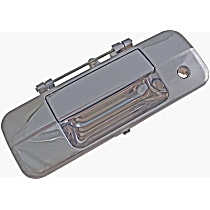 Tailgate Handle and Bezel, Chrome