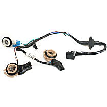 Dorman 923-017 Tail Light Wiring Harness - Direct Fit, Sold individually