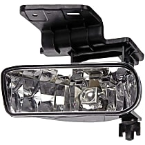 923-840 Front, Driver Side Fog Light, With bulb(s)