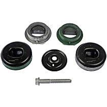 Dorman 924-007 Subframe Bushing - Rubber, Direct Fit, Sold individually
