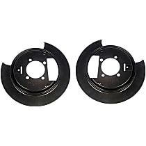 Dorman 924-209 Brake Backing Plate - Direct Fit, Set of 2