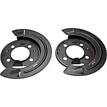 Dorman 924-226 Brake Backing Plate - Direct Fit, Set of 2
