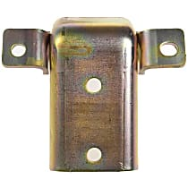 Door Hinge - White, Metal, Direct Fit, Sold individually
