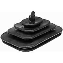 Dorman 924-5111 Shift Boot - Black, Rubber, Direct Fit, Sold individually
