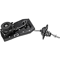Dorman 924-520 Spare Tire Carrier - Direct Fit, Sold individually