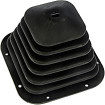Dorman 924-5405 Shift Boot - Black, Rubber, Direct Fit, Sold individually