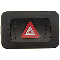 924-612 Hazard Flasher Switch - Direct Fit, Sold individually