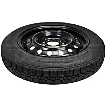 Dorman 926-021 Wheel and Tire Package - Black, Steel, Direct Fit, Sold individually