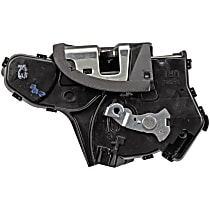 931-801 Door Handle Latch - Front, Passenger Side, Direct Fit, Assembly