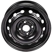 Black Finish Wheel - X