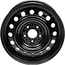 Black Finish Wheel - X
