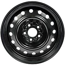 Black Finish Wheel - 16 in. Wheel Diameter X 7 in. Wheel Width