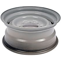 Gray Finish Wheel - 16 in. Wheel Diameter X 7 in. Wheel Width
