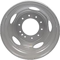 939-190 Gray Finish Wheel - 19.5 in. Wheel Diameter X 6.5 in. Wheel Width