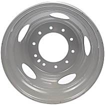 Gray Finish Wheel - 19.5 in. Wheel Diameter X 6.5 in. Wheel Width