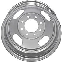 Natural Finish Wheel - 16 in. Wheel Diameter X 6.5 in. Wheel Width