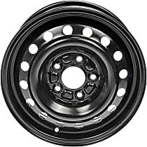 Black Finish Wheel - 16 in. Wheel Diameter X 5.5 in. Wheel Width