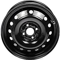 939-246 Black Finish Wheel - 15 in. Wheel Diameter X 6 in. Wheel Width