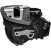 Dorman Door Handle Latch - 940-007 - Rear, Passenger Side, Electric, Direct Fit, Assembly
