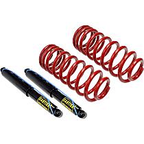 Shock Conversion Kit, Kit Rear