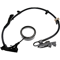 970-290 Front, Driver Side ABS Speed Sensor - Sold individually