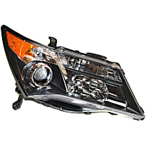 Passenger Side HID/Xenon Headlight, Without bulb(s) - 07-09 MDX, (w/ Sport Package Model)