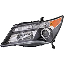 Driver Side HID/Xenon Headlight, Without bulb(s) - 07-09 MDX, (w/ Sport Package Model)