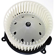 Front Blower Motor, w/ Custom Center Console, Includes 2007 Classic
