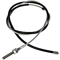 Dorman C660985 Parking Brake Cable - Direct Fit, Sold individually