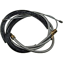 Dorman C92923 Parking Brake Cable - Direct Fit, Sold individually