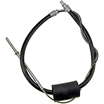 C93174 Parking Brake Cable - Direct Fit, Sold individually