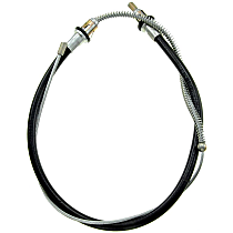 Dorman C93479 Parking Brake Cable - Direct Fit, Sold individually