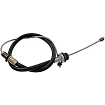 Dorman C93642 Parking Brake Cable - Direct Fit, Sold individually