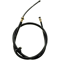 C93790 Parking Brake Cable - Direct Fit, Sold individually