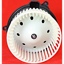 Blower Motor - 04-08 F-150 New Body style