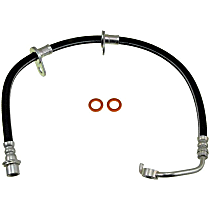 Dorman First Stop H380430 Brake Hose - EPDM rubber, Direct Fit, Sold individually