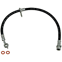 Dorman First Stop H380923 Brake Hose - EPDM rubber, Direct Fit, Sold individually