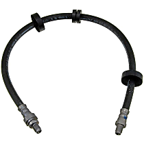 Dorman First Stop Brake Hose - EPDM rubber, Direct Fit, Sold individually Rear, Driver or Passenger Side