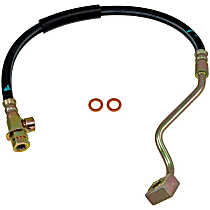 Dorman First Stop Brake Hose - EPDM rubber, Direct Fit, Sold individually