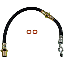Dorman First Stop H38406 Brake Hose - EPDM rubber, Direct Fit, Sold individually