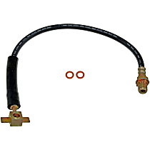 H79339 Brake Line, Front, Driver or Passenger Side