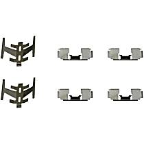 HW13218 Brake Hardware Kit - Direct Fit, Kit