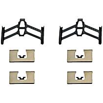 HW13235 Brake Hardware Kit - Direct Fit, Kit