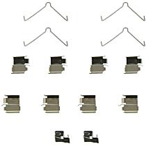 HW13256 Brake Hardware Kit - Direct Fit, Kit