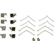 HW13264 Brake Hardware Kit - Direct Fit, Kit