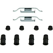 HW13312 Brake Hardware Kit - Direct Fit, Kit