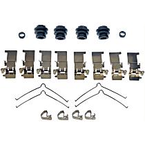 Dorman HW13946 Brake Hardware Kit - Direct Fit, Kit