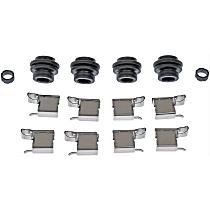 Dorman HW13951 Brake Hardware Kit - Direct Fit, Kit