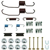 HW17282 Brake Hardware Kit - Direct Fit, Kit